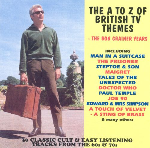 Doctor Who and Other Classic Ron Grainer Themes