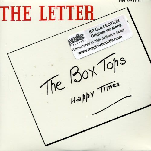 Letter Single The Box Tops Songs Reviews Credits