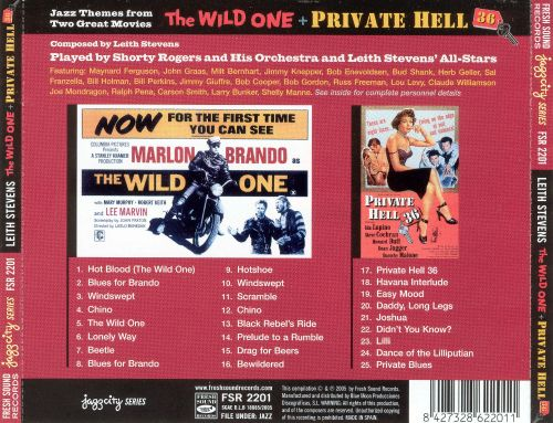 The  Wild One/Private Hell [Original Soundtracks]
