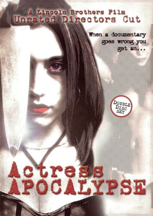 Actress Apocolypse [DVD/CD]