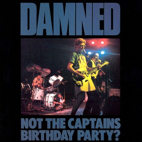 Not the Captain's Birthday Party?