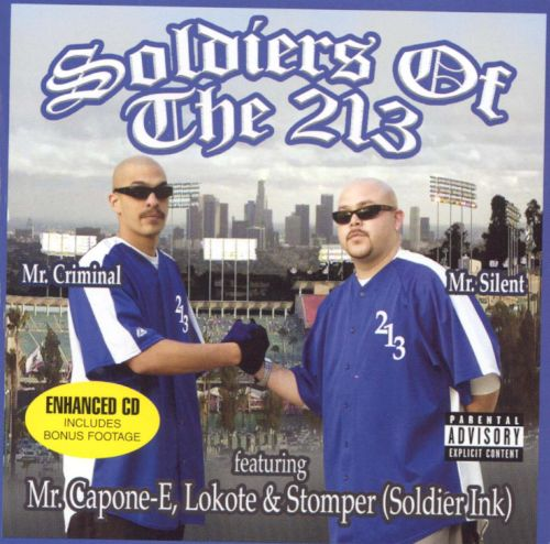 Soldiers of the 213