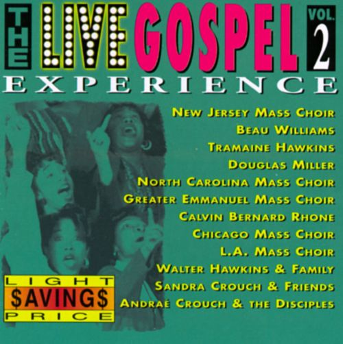 The Live Gospel Experience, Vol. 2