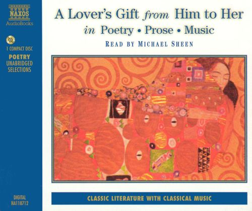 A Lover's Gift from Him to Her [Audio Book]