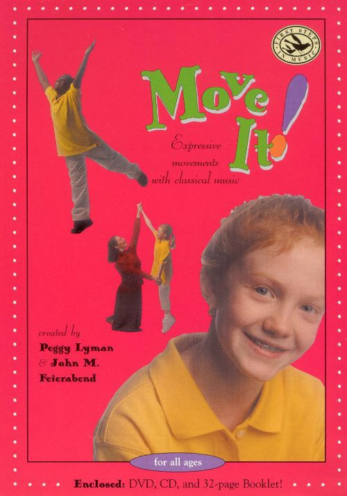 Move It! Expressive Movements with Classical Music [DVD/CD]
