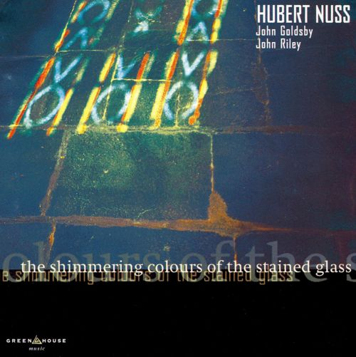 The Shimmering Colours Of The Stained Glass