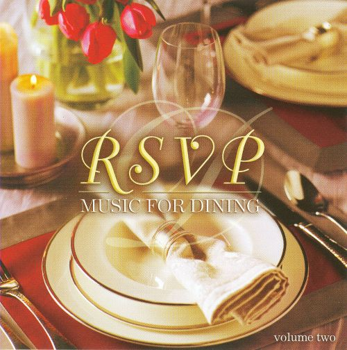 RSVP Music for Dining, Vol. 2