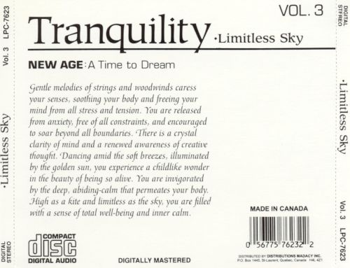 Tranquility: Limitless Sky, Vol. 3