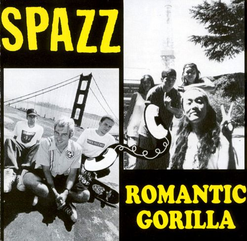Spazz & Romantic Gorilla