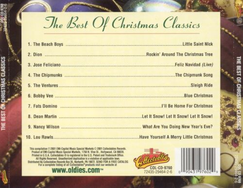 The Best of Christmas Classics