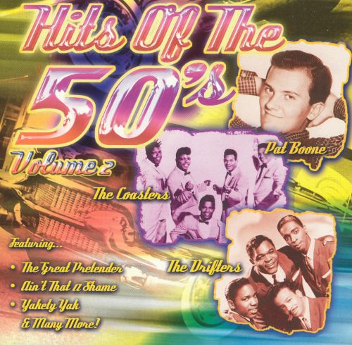 Hits of the 50's, Vol. 2 [Legacy]