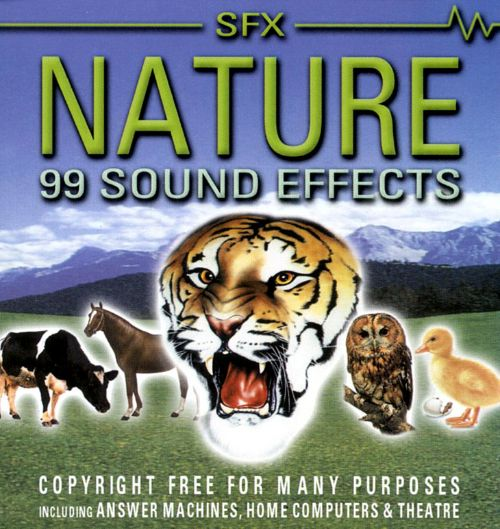 Nature: 99 Sound Effects