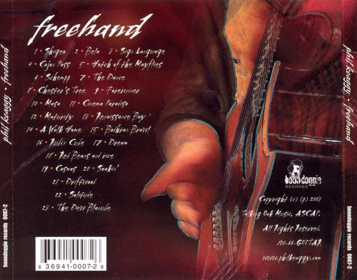 Freehand: Acoustic Sketches II