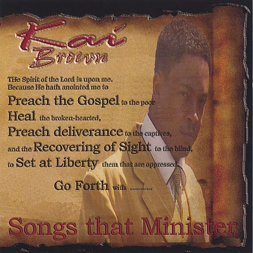 Songs That Minister