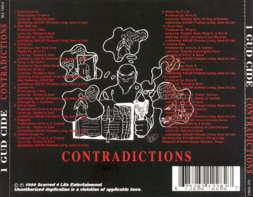 Contradictions [Scarred 4 Life]