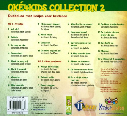 Oké4Kids Collection 2