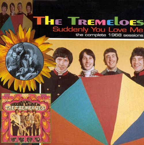 Suddenly You Love Me: The Complete 1968 Sessions