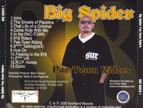 Pac-Town Riders