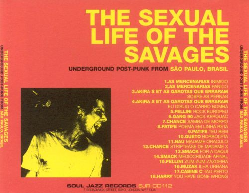 The Sexual Life of the Savages