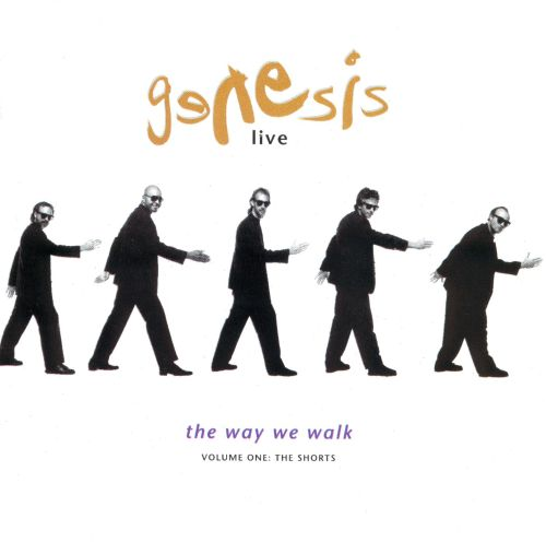 Genesis Live: The Way We Walk, Vol. 1 (The Shorts)