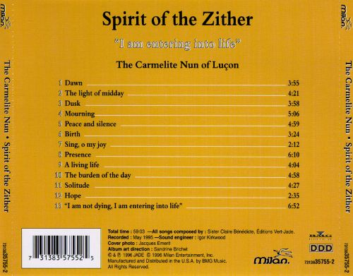 Spirit of the Zither