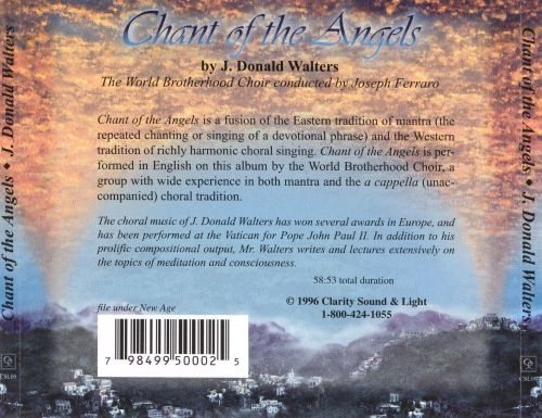 Chant of the Angels