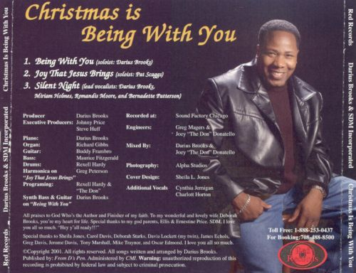 Christmas Is Being With You
