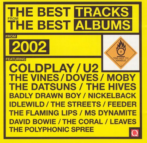 Image result for q The Best Tracks From The Best Albums Of 2002