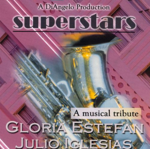 Superstar Series: A Musical Tribute to Gloria Estefan and Julio Iglesias