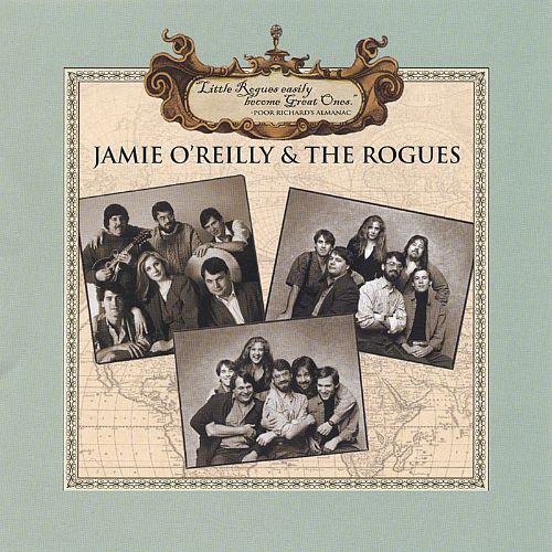 Jamie O'Reilly & The Rogues: A Collection of Rogues' Recordings