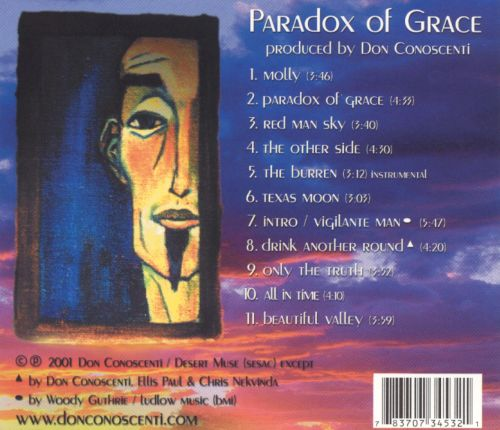 Paradox of Grace
