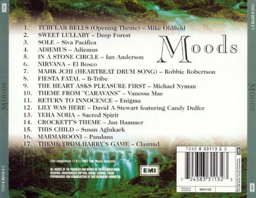 Moods: A Contemporary Soundtrack