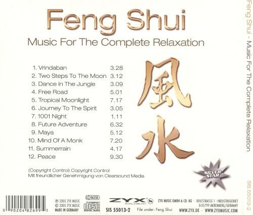 Feng Shui: Music for the Complete Relaxation
