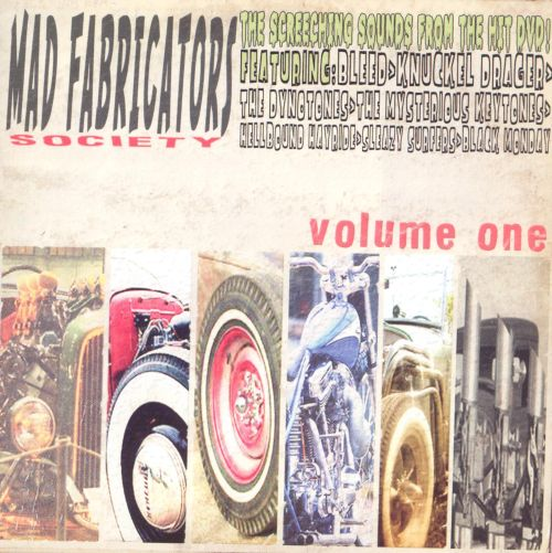 Mad Fabricators Society Soundtrack, Vol. 1