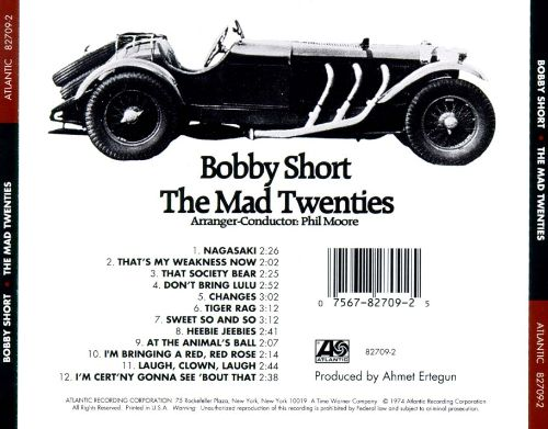 The Mad Twenties