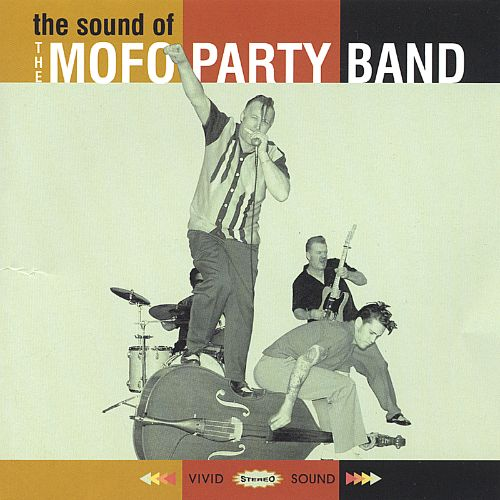 The Sound of the Mofo Party Band