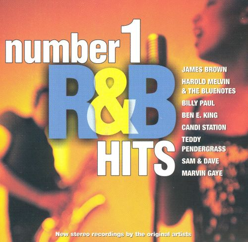 Number 1 R&B Hits [Blue]