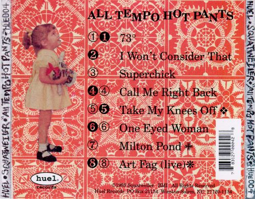 All Tempo Hot Pants