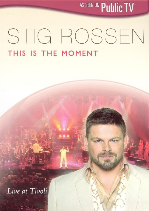 This Is the Moment: Live at Tivoli [DVD]
