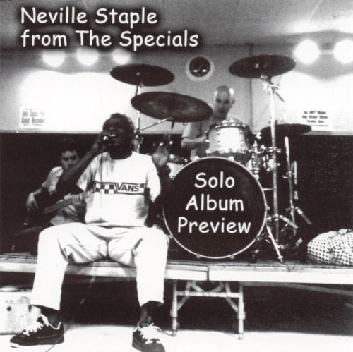 Neville Staple from the Specials