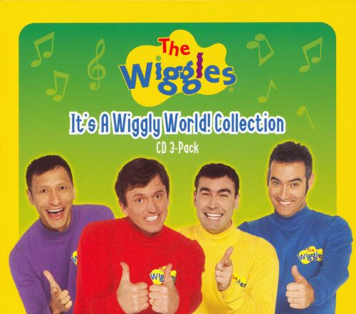 It's A Wiggly World! Collection - The Wiggles