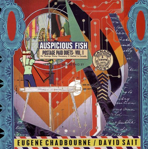Auspicious Fish: Postage Paid Duets, Vol. 1