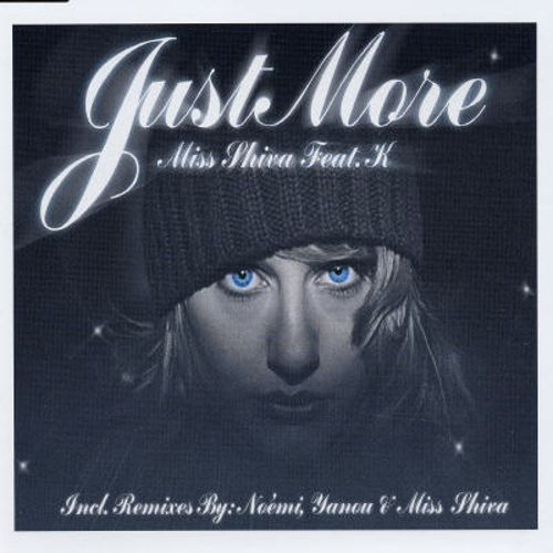 Just More [Germany CD]