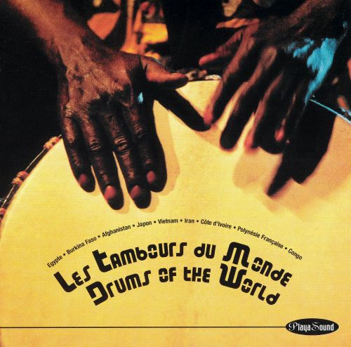 Drums of the World, Vol. 3
