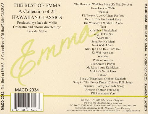 The Best of Emma