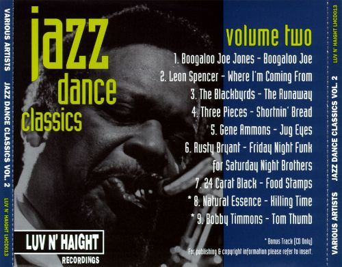 Jazz Dance Classics, Vol. 2