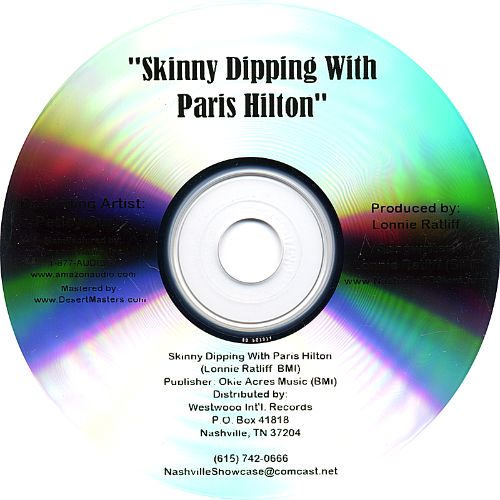Skinny Dipping with Paris Hilton