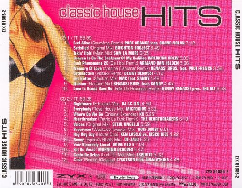 Classic House Hits