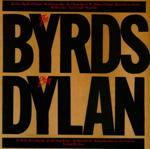The Byrds Play Dylan [1995]