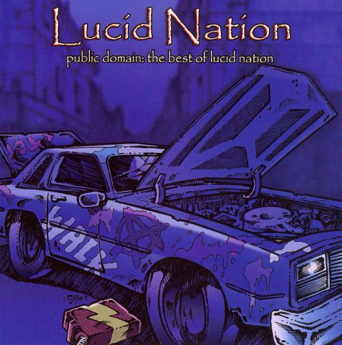 Public Domain: The Best of Lucid Nation